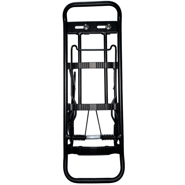 Rear rack luggage carrier